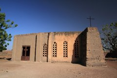 Eglise Burkina